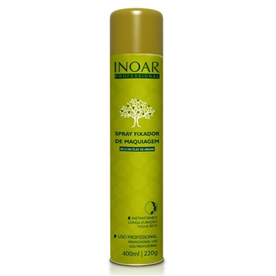 Inoar Argan Spray de Maquiagem 400ml