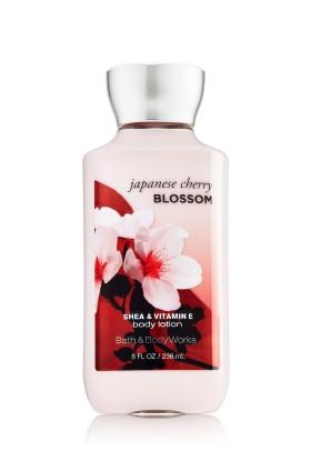 Japanese Cherry Blossom Loção Hidratante Corporal