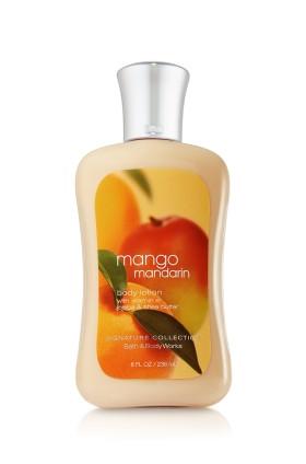 Mango Mandarin Body Lotion Bath & Body Works