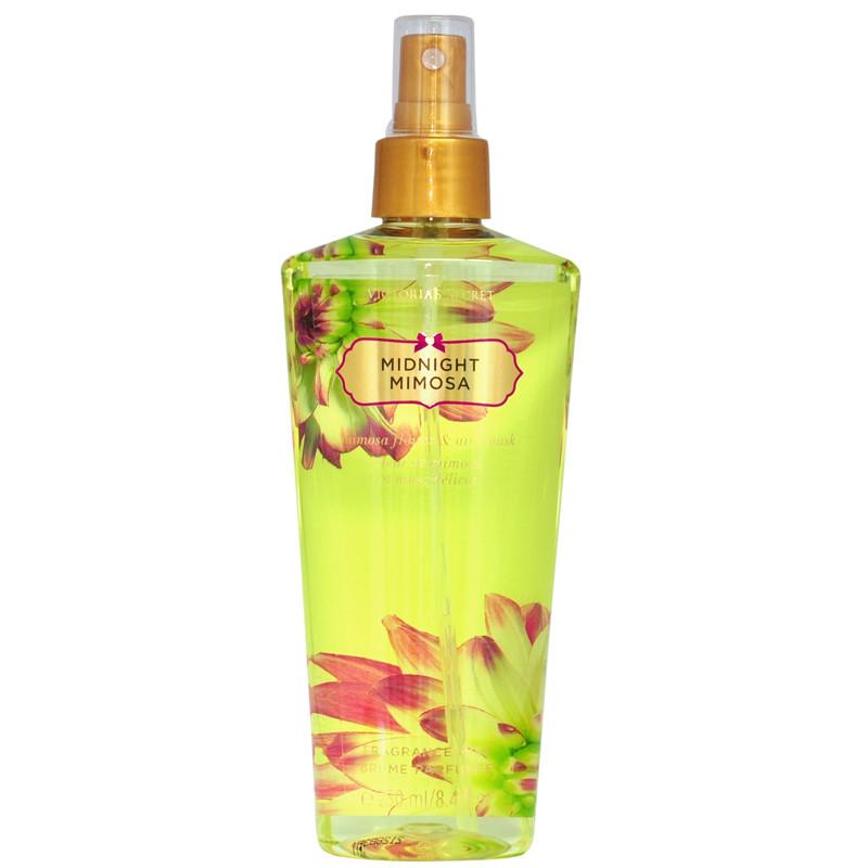 Midnight Mimosa VS Fantasies Fragrance Mist Victoria's Secret