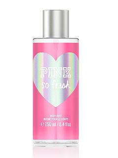 Pink So Fresh Body Mist Victoria's Secret