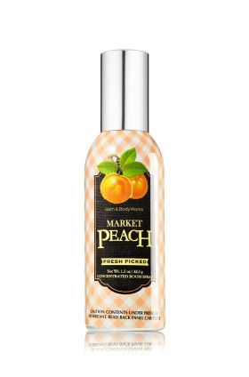 Room Perfume Spray Aromatizador de Ambiente Bath & Body Works Market Peach