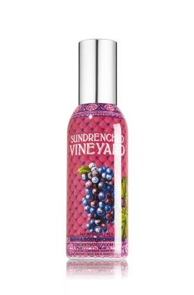 Room Perfume Spray Aromatizador de Ambiente Bath & Body Works Sundrenched Vineyard