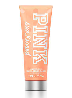 Sun Kissed Hand & Body Cream Pink Victoria's Secret