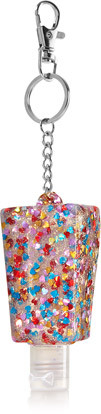 Suporte para Álcool Gel Bath & Body Works Accessories Pocketbac Holder Multicolor Glitter