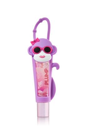 Suporte para Lip Gloss Bath & Body Works Accessories Purple Monkey