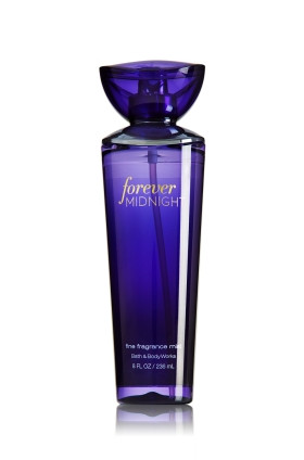 The Forever Collection Fine Fragrance Mist Forever Midnight Bath & Body Works