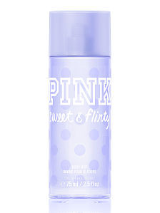 Travel size Sweet Flirty Body Mist Pink 75ml Victorias Secret