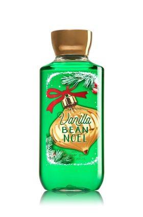 Vanilla Bean Noel Bath & Body Works Shower Gel