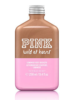 Wild at Heart Luminous Body Bronzer PINK Victoria's Secret