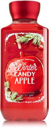 Winter Candy Apple Sabonete de Banho em Gel
