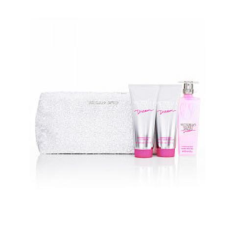 Angel Dream Gift White Clutch Sequin Clutch Bag Gift Set Victoria's Secret