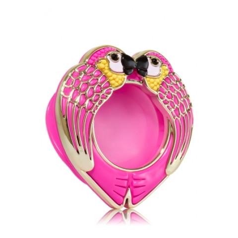 Aparelho Aromatizador para carro Scentportable Holder Bath & Body Works Kissing Birds