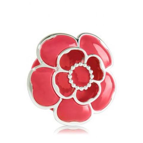 Aparelho Aromatizador para carro Scentportable Holder Bath Body Works Pink Flower