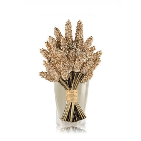 Aparelho Elétrico Aromatizador de Ambiente Bath & Body Works Wallflowers Plug Shimmering Wheat Bundle
