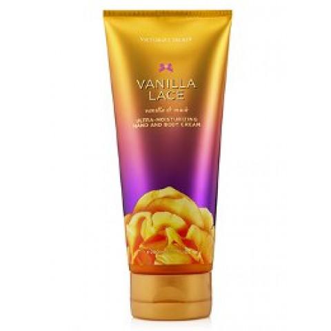 Creme Hidratante Para Mãos E Corpo Vanilla Lace 200ml