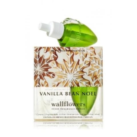 ESSÊNCIA Bath Body Works Wallflower 2 Pack Refill Vanilla Bean Noel