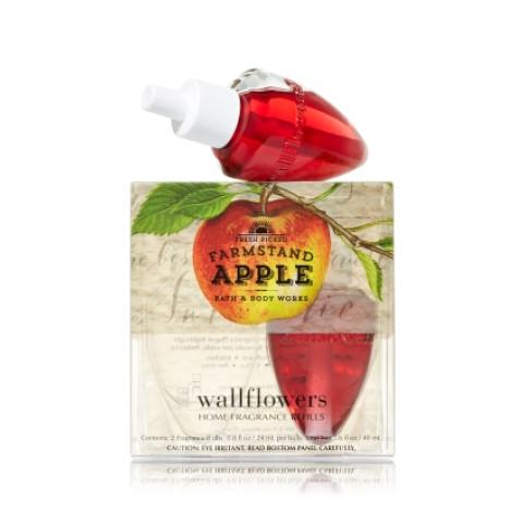 ESSÊNCIA Bath Body Works Wallflowers 2 Pack Refills Farmstand Apple