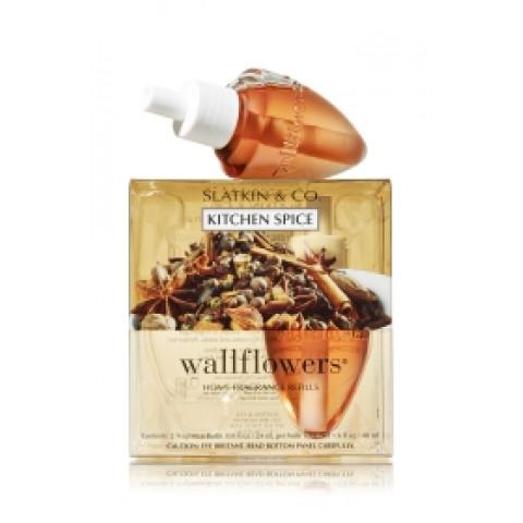 ESSÊNCIA Bath Body Works Wallflowers 2 Pack Refills Kitchen Spice
