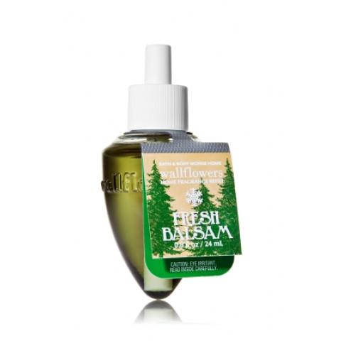 ESSÊNCIA Bath Body Works Wallflowers Aromatizador de Ambiente Refil Fresh Balsam
