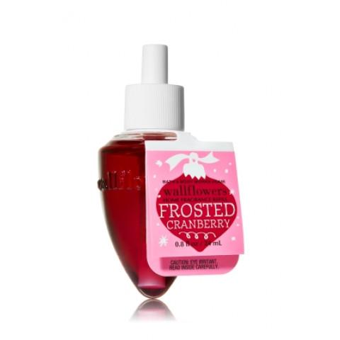 ESSÊNCIA Bath Body Works Wallflowers Aromatizador de Ambiente Refil Frosted Cranberry