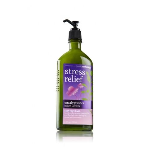 Eucalyptus Tea Aromatherapy Body Lotion Sleep Bath & Body Works