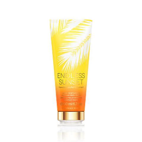 Island Getaway Endless Sunset Moisturizing Hand and Body Cream Victoria's Secret
