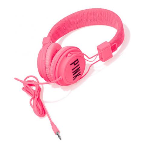 PINK DJ Headphones