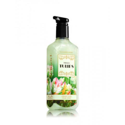Sabonete Creamy Luxe Hand Soap Bath & Body Works French Tulips