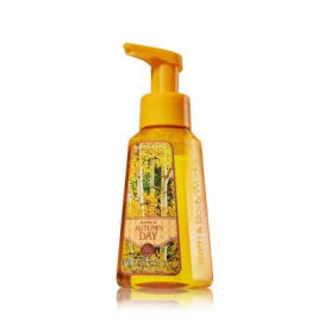 Sabonete Espuma de sabão Anti-Bacterial Gentle Foaming Bath & Body Works Aspen Autumn Day