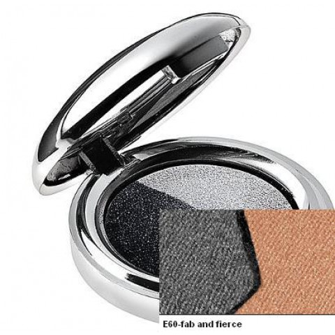 Sombra para olhos Shimmer Fab and Fierce Shadow Duo