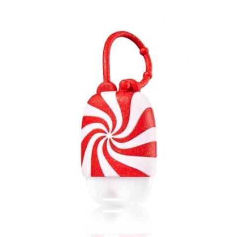 Suporte para Álcool Gel Bath & Body Works Accessories Pocketbac Holder Candy Cane Swirl
