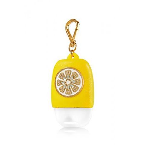 Suporte para Álcool Gel Bath & Body Works Accessories Pocketbac Holder Lemon Slice