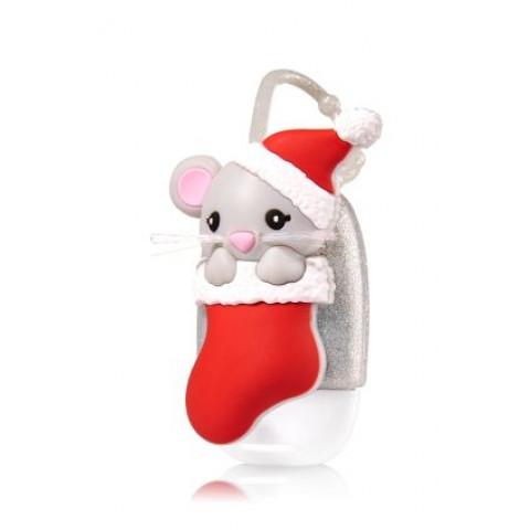 Suporte para Álcool Gel Bath & Body Works Accessories Pocketbac Holder Merry Mouse Light-Up