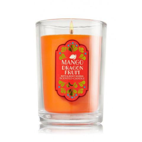 Vela Mason Jar Candle 170g Bath & Body Works Mango Dragonfruit