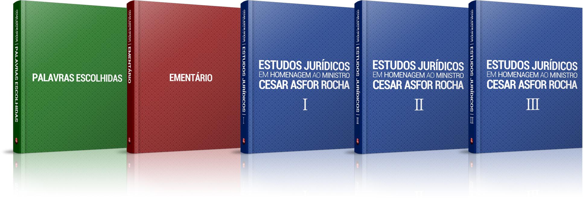 Coleção Cesar Asfor Rocha – 20 Anos de STJ - Cesar Asfor Rocha
