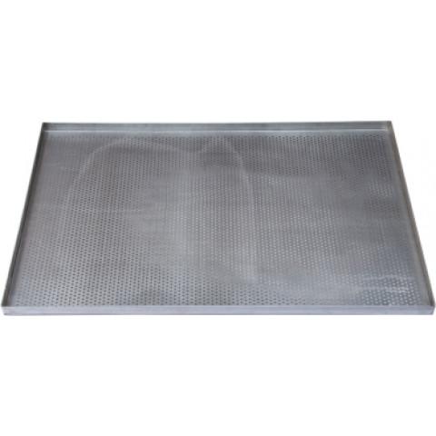 Assadeira Plana VIPAO perfurada 60x80x3,5 cm (Aluminio 1,0 mm)