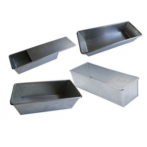 Forma pão de forma 750 gramas (Alumínio)