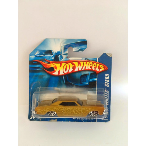 Hot Wheels - 1964 Buick Riviera Dourado - Mainline 2007