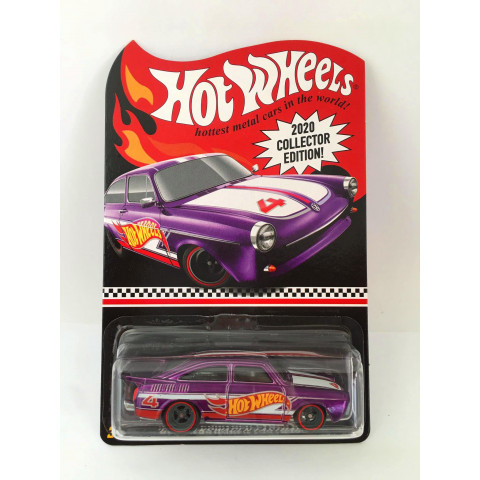 Hot Wheels - 65 Volkswagen Fastback Roxo - Exclusivo Target Mail In 2020