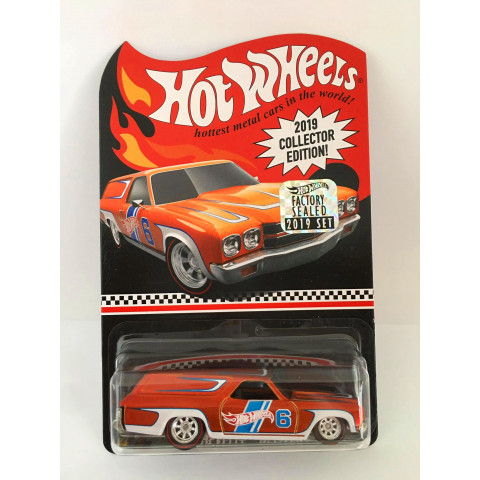 Hot Wheels - 70 Chevelle Delivery Marrom - Exclusivo Game Stop Mail In 2019