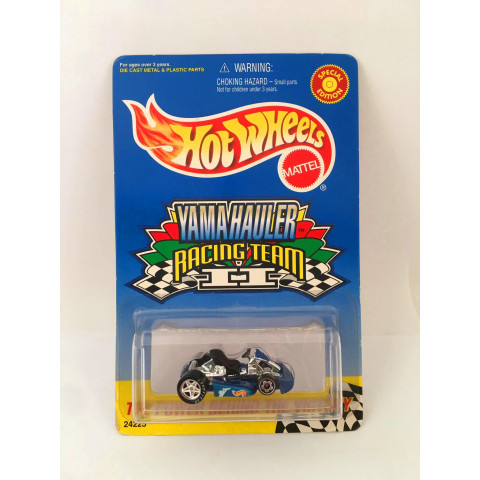 Hot Wheels - Go Kart Azul - YamaHauler Racing Team