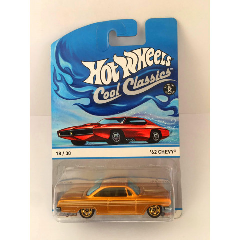 Hot Wheels - 62 Chevy Dourado - Cool Classics