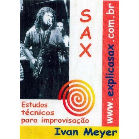 E-book vol.02  -Estudos técnicos para a improvisação - Prof.Ivan Meyer