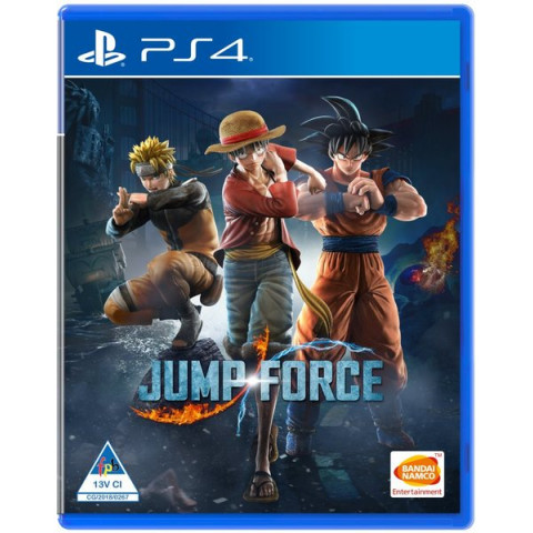 PS4 - Jump Force