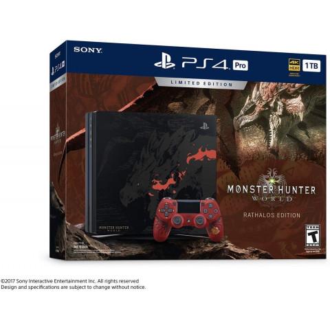 SONY - Bundle PS4 Pro 1Tb Monster Hunter - CUH 7115B