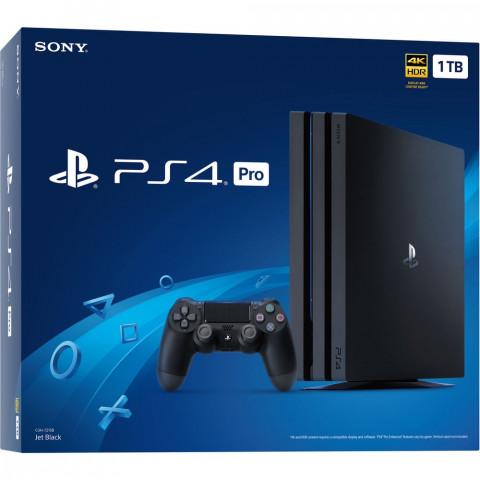 SONY - Playstation 4 Pro 1T - CUH 7215B