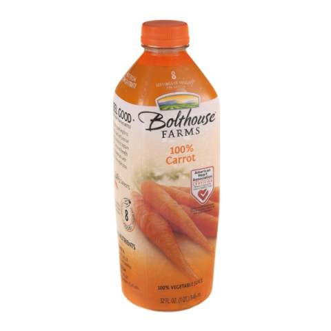 Suco Natural Cenoura Bolthouse Farms