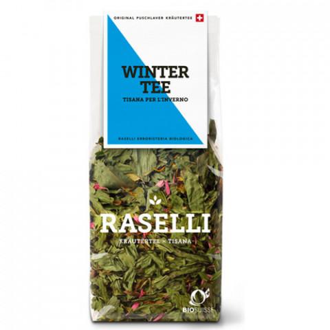Chá Orgânico Winter Tee