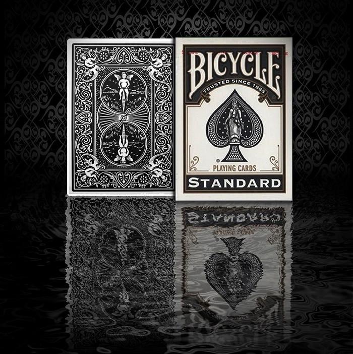 Baralho Bicycle Standard Black